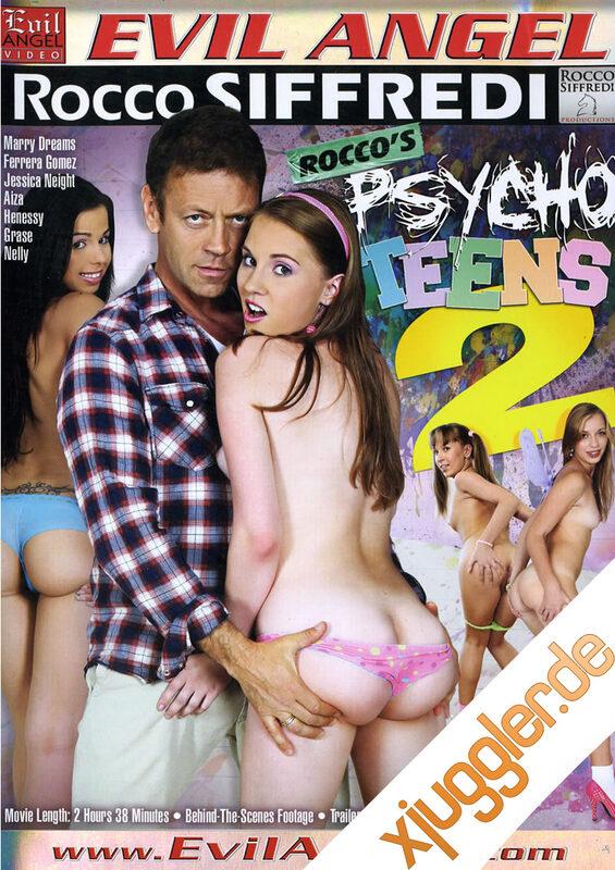 Roccos Psycho Teens 2 DVD Bild