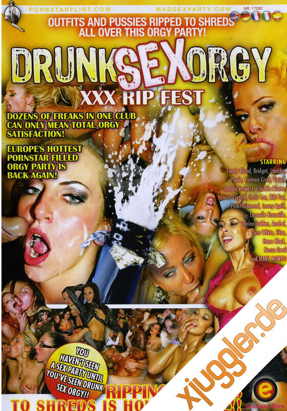 Orgy fest dvd are certainly
