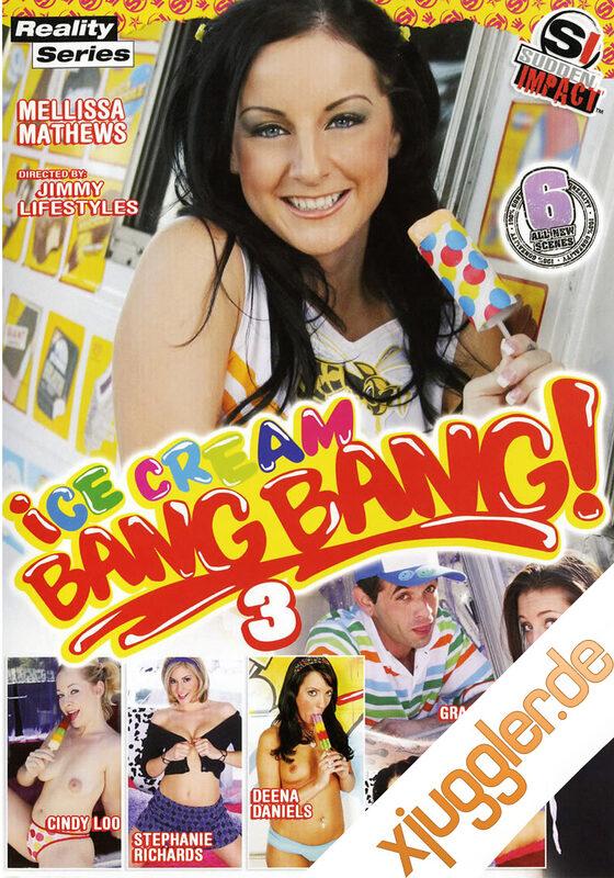 Ice Cream Bang Bang 3 DVD Bild
