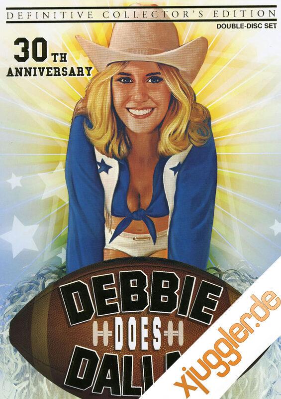 Debbie Does Dallas 30th Anniversary DVD Bild