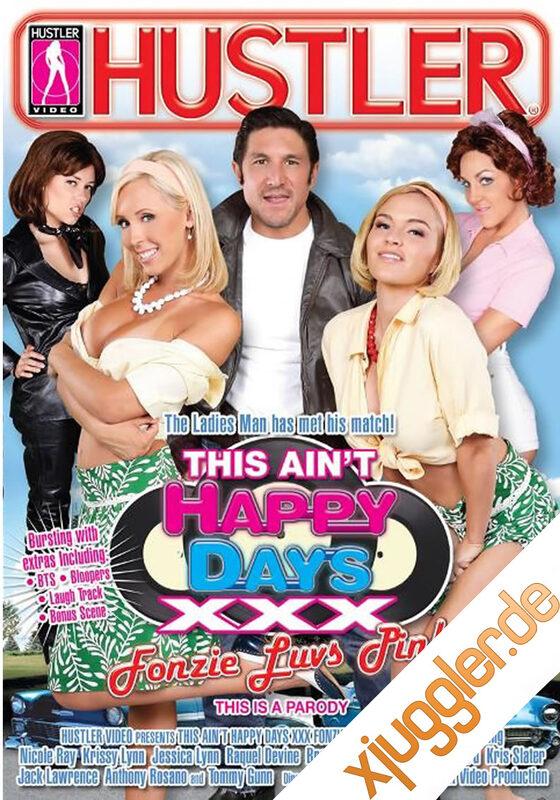 This Aint Happy Days Xxx Fonzie Blu-ray Bild