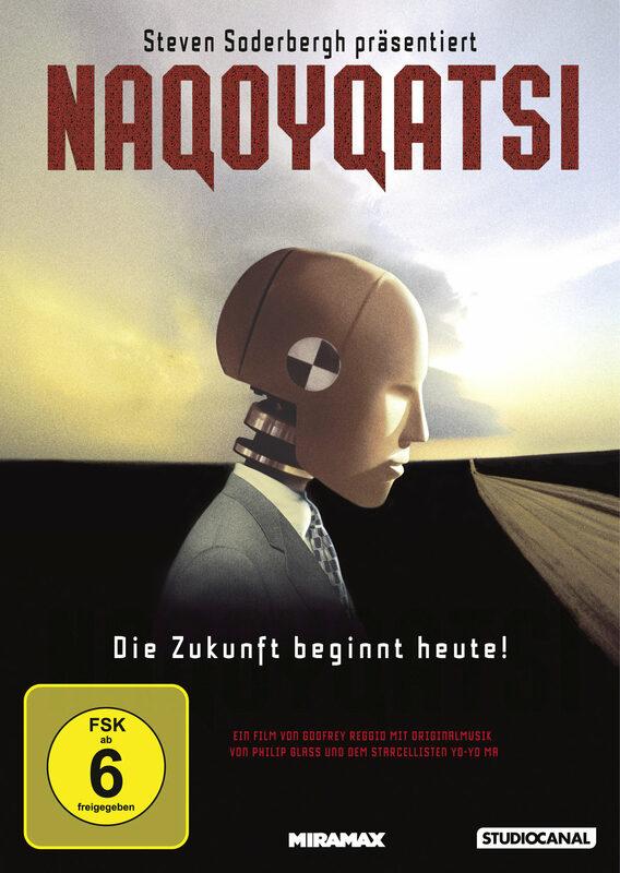 Naqoyqatsi DVD Bild