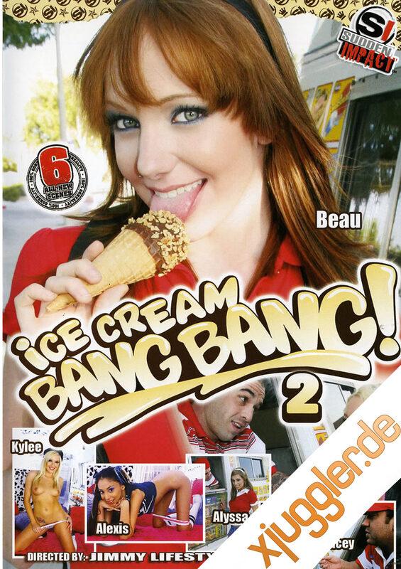 Ice Cream Bang Bang 2 DVD Bild
