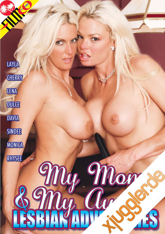 My Mom And My Aunts Lesbian Adventure DVD Bild