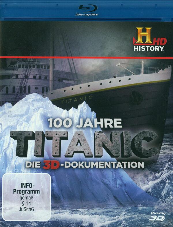 100 Jahre Titanic - Die 3D-Dokumentation Blu-ray Bild