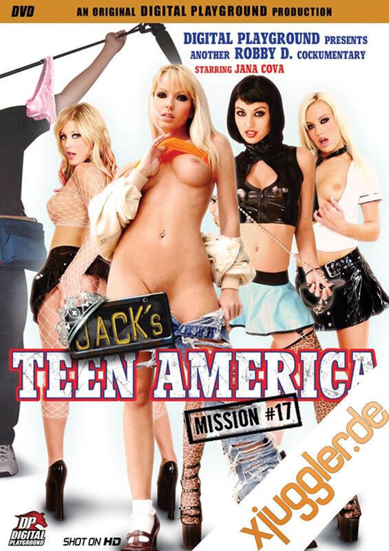 Jacks Teen America Mission 23 DVD by Digital