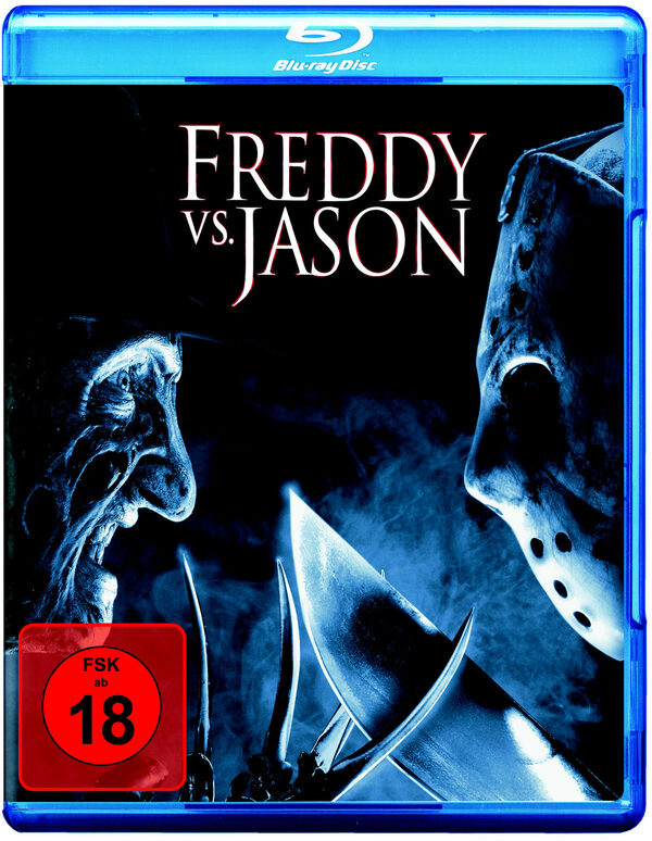 Freddy vs. Jason Blu-ray Bild