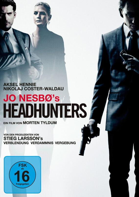 Headhunters DVD Bild