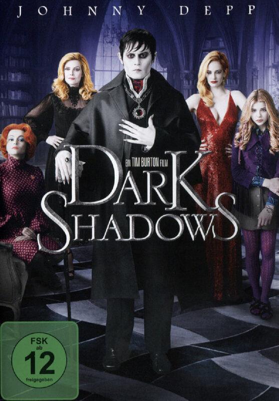 Dark Shadows DVD Bild