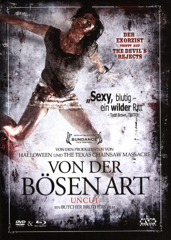 Von der bösen Art - Uncut  [LCE] (+ DVD) Blu-ray Bild