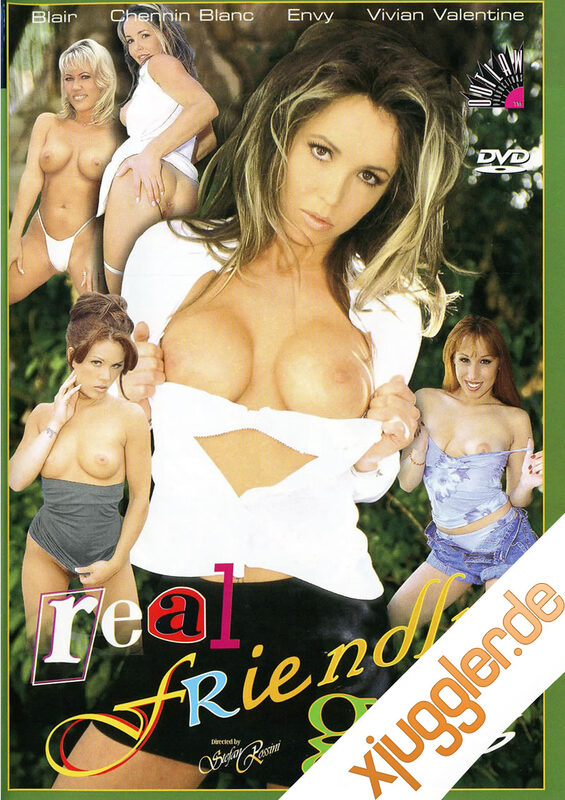 Real Friendly Girls DVD Bild
