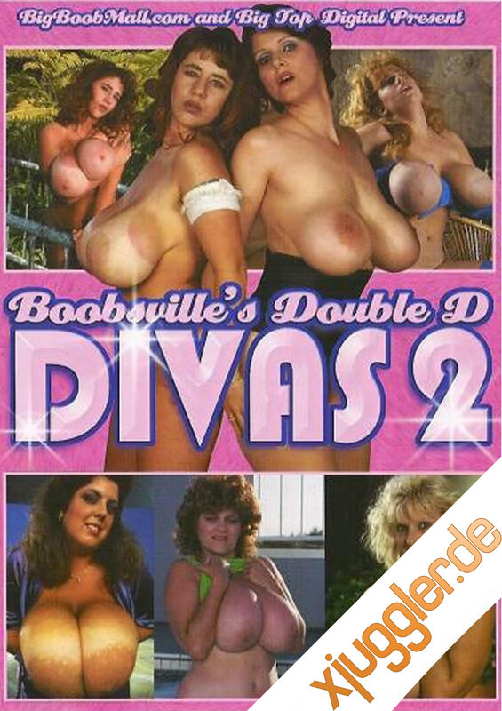 Boobsville Double D Divas 2 (disc) DVD Bild