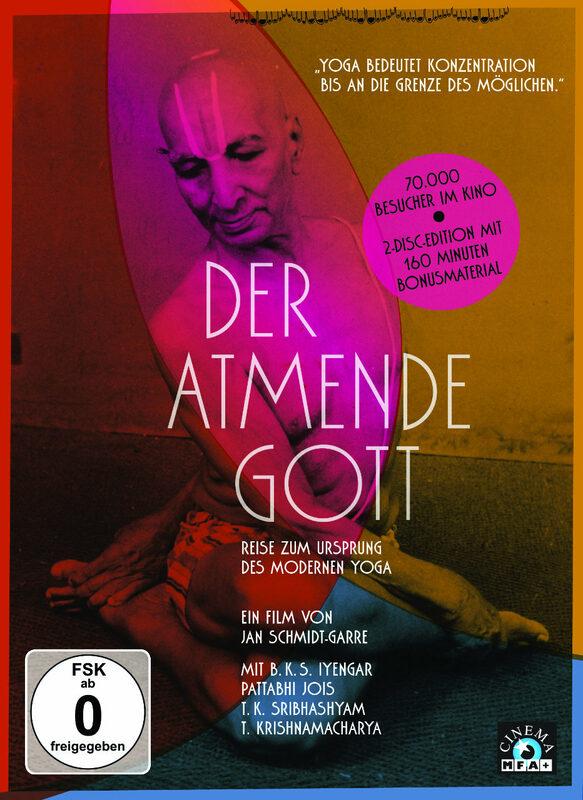 Der Atmende Gott - Reise zum...  [2 DVDs] DVD Bild
