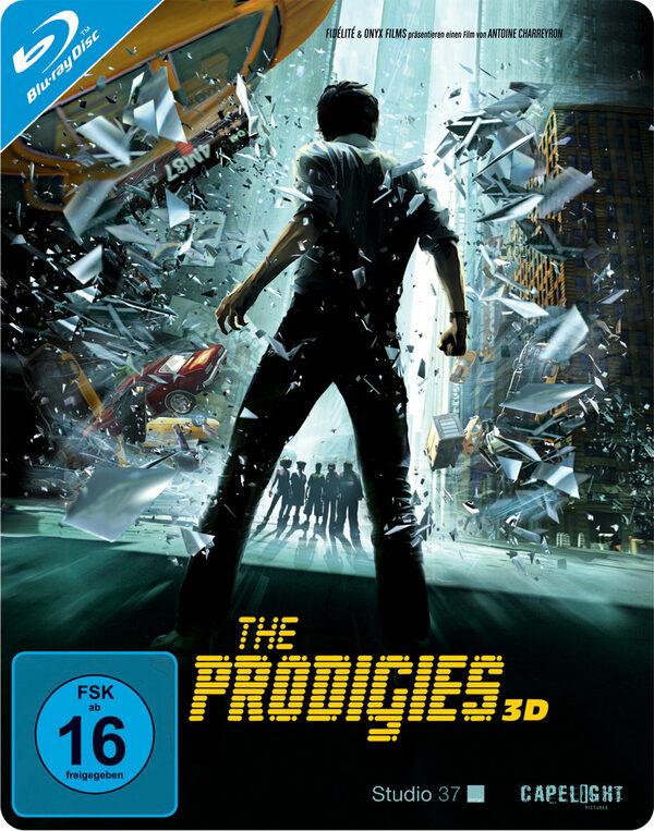 The Prodigies Blu-ray Bild