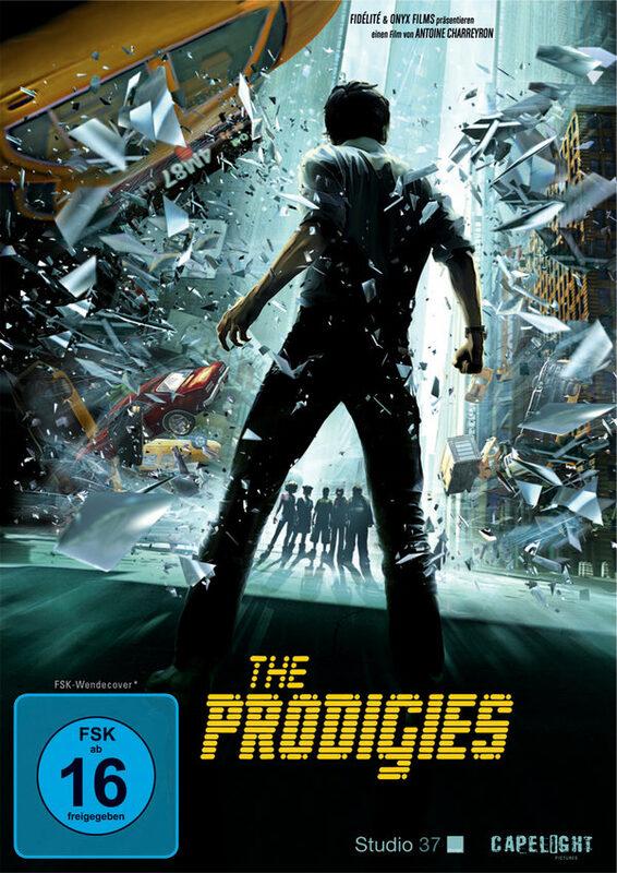 The Prodigies DVD Bild