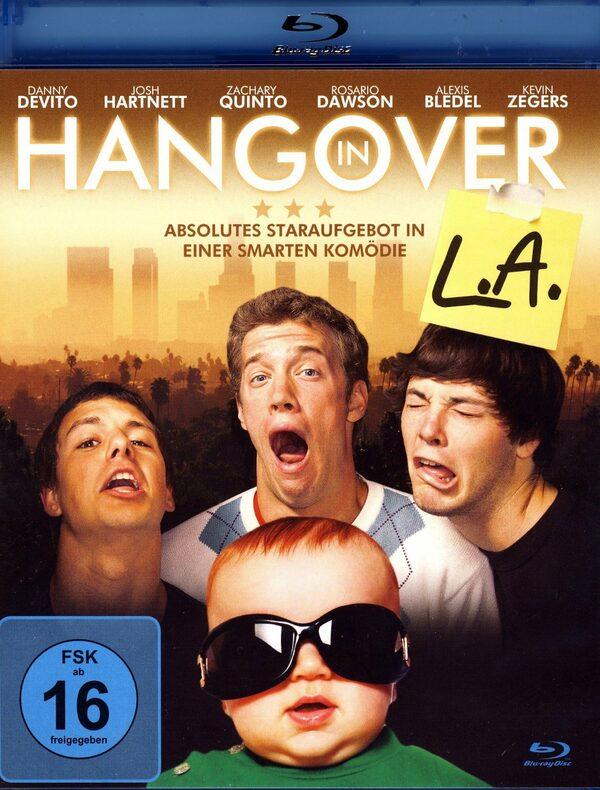 Hangover in L.A. Blu-ray Bild