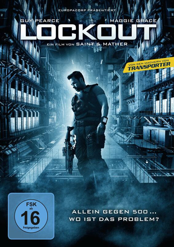 Lockout DVD Bild