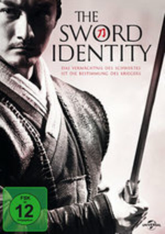 The Sword Identity DVD Bild