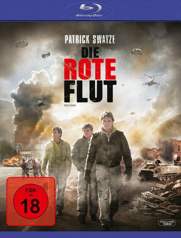 Die Rote Flut Blu-ray Bild