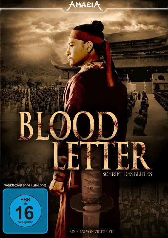 Blood Letter DVD Bild