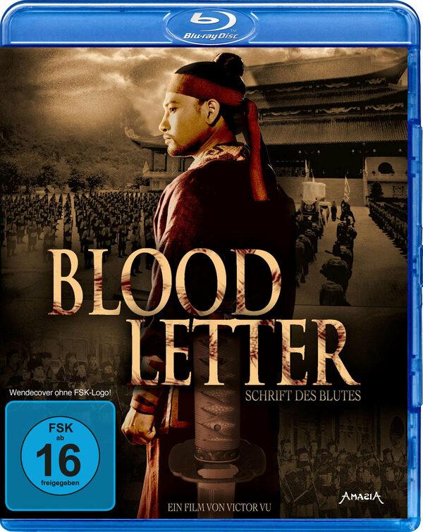 Blood Letter Blu-ray Bild