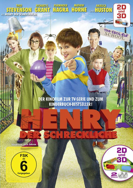 Henry der Schreckliche  [2 DVDs] DVD Bild