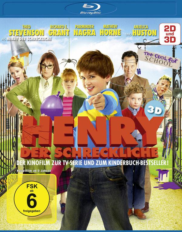 Henry der Schreckliche Blu-ray Bild