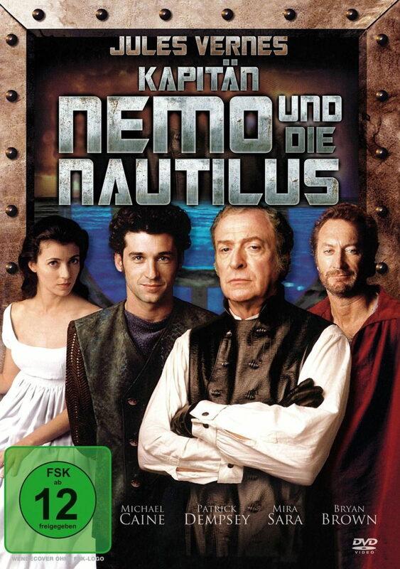 Jules Verne - Kapitän Nemo und die Nautilus DVD Bild
