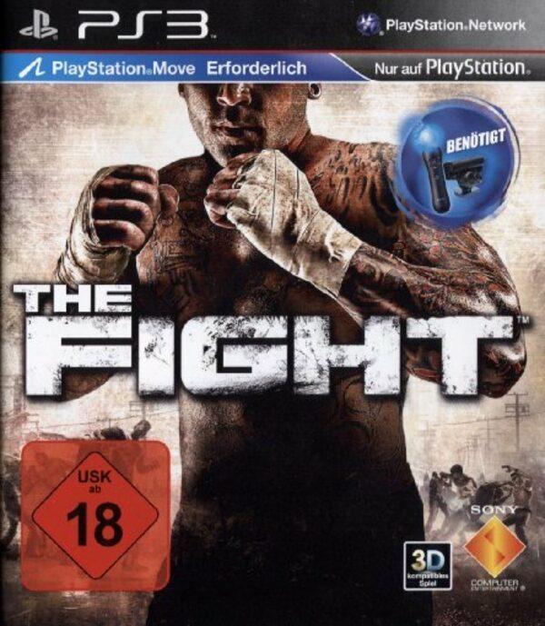 The Fight (Move) PS3 Bild