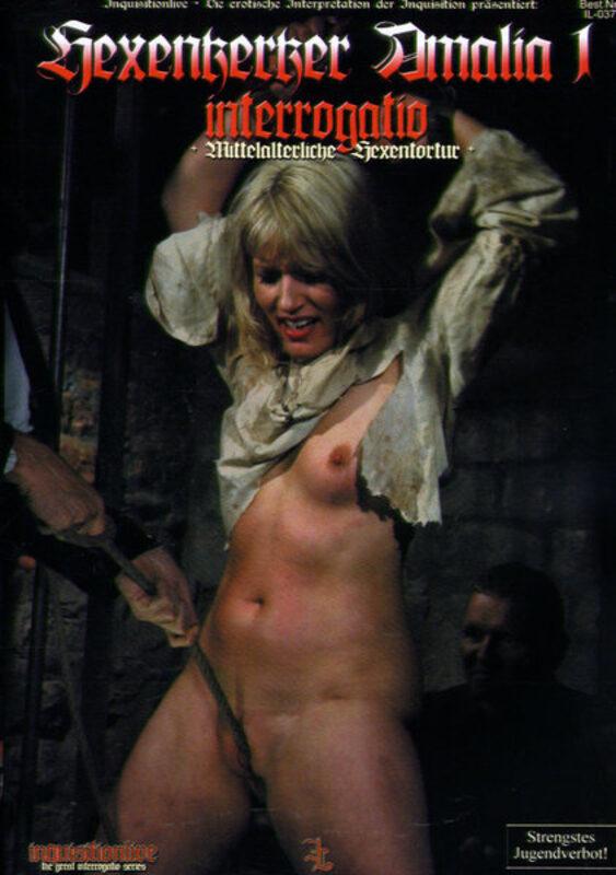 Interrogatio - Hexenkerker  Amalia  1 DVD Bild