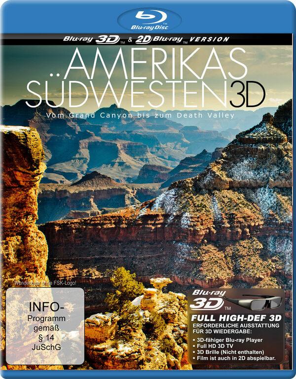 Amerikas Südwesten - Vom Grand Canyon bis... Blu-ray Bild