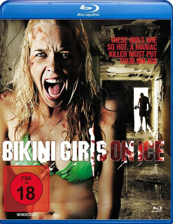 Bikini Girls on Ice Blu-ray Bild