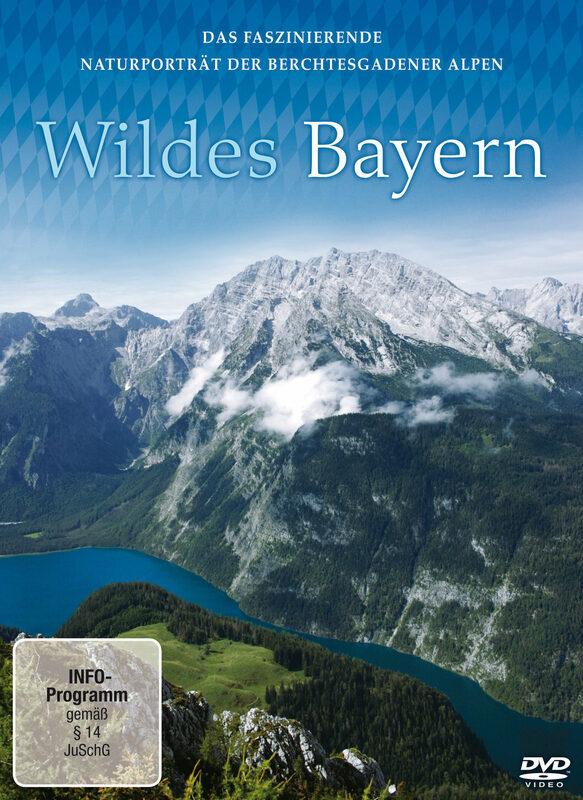 Wildes Bayern DVD Bild