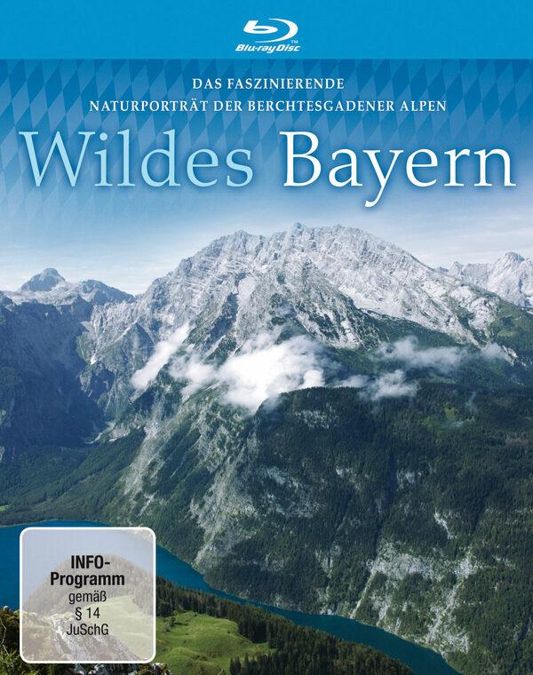Wildes Bayern Blu-ray Bild