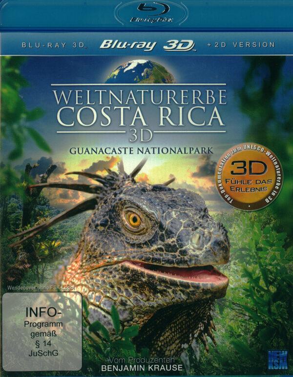 Weltnaturerbe Costa Rica - Guancaste National. Blu-ray Bild
