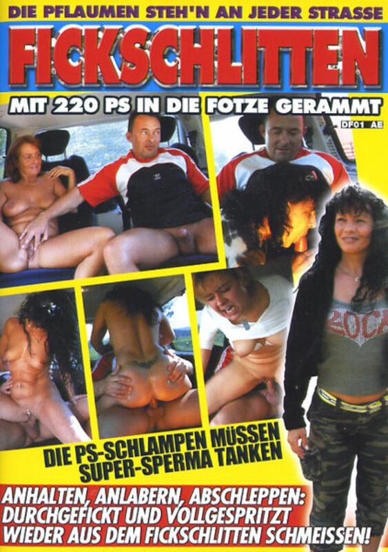 Fickschlitten DVD Bild