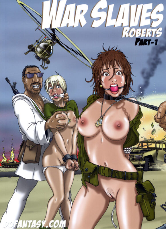 War Slaves part 1 - Prisoners of Lust Comic Bild