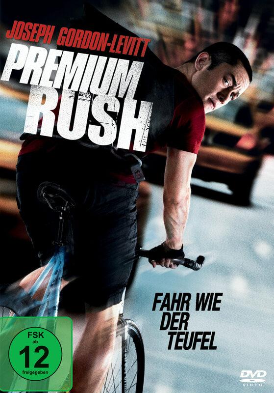 Premium Rush DVD Bild
