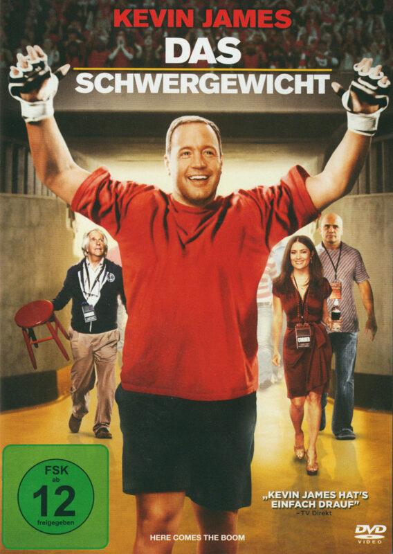 Das Schwergewicht DVD Bild