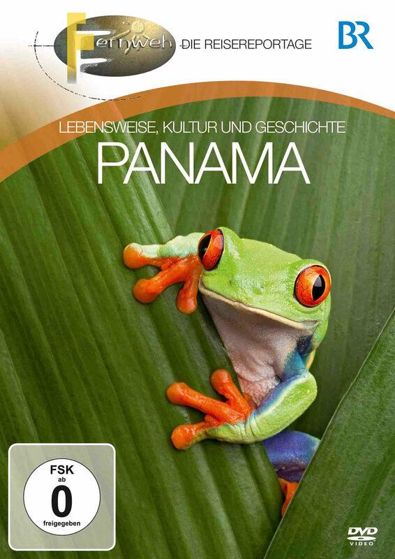 Weltnaturerbe Panama - La Amis...  (inkl. 2D) Blu-ray Bild