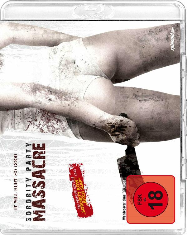 Sorority Party Massacre Blu-ray Bild