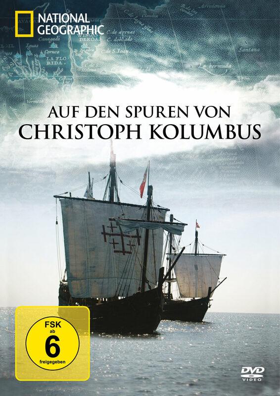 Auf den Spuren von Christoph Kolumbus - Nat.Geo. DVD Bild