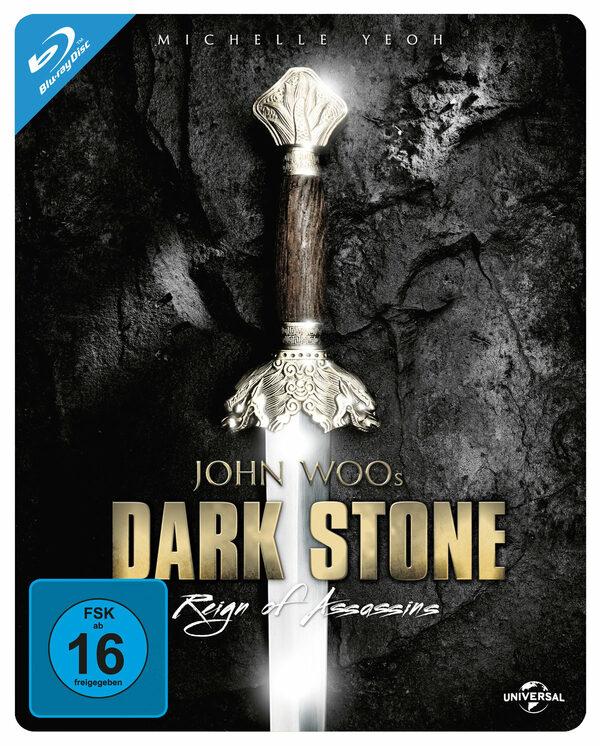 Dark Stone  [LE] [SB] Blu-ray Bild