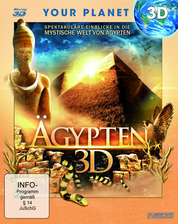 Ägypten Blu-ray Bild