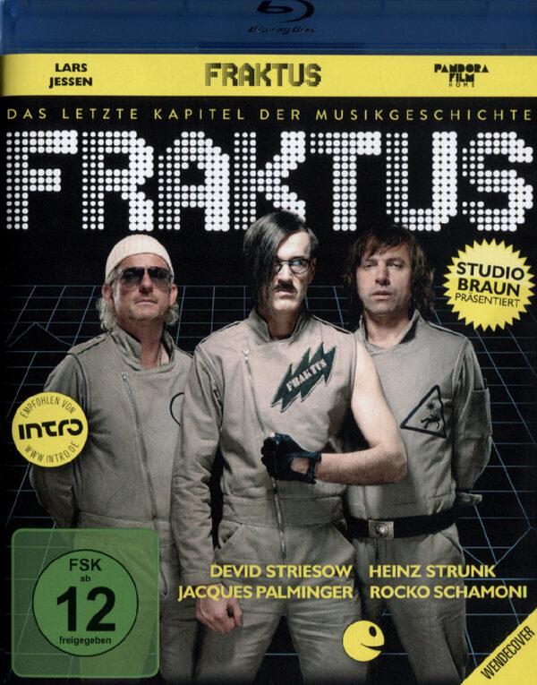 Fraktus Blu-ray Bild