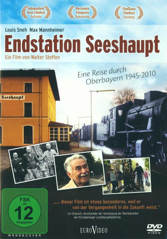 Endstation Seeshaupt DVD Bild