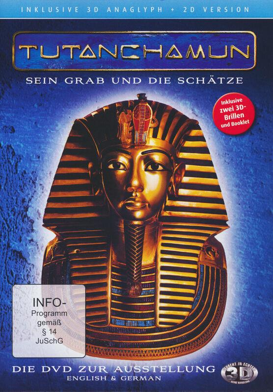 Tutanchamun - Sein Grab und seine Schätze DVD Bild