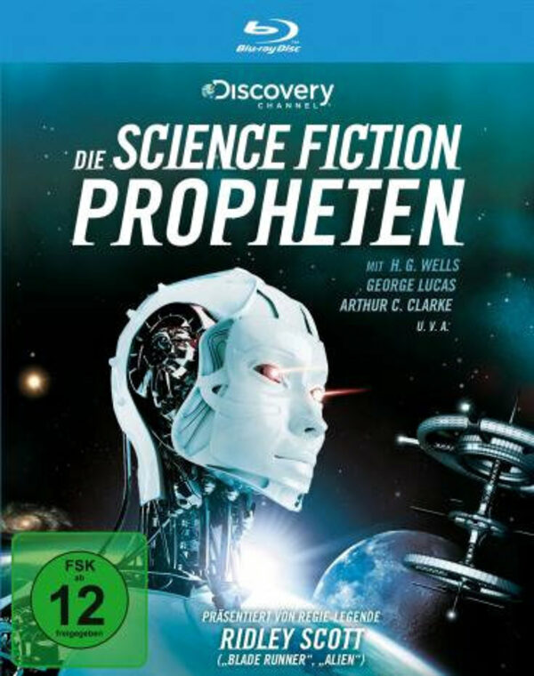Die Science Fiction Propheten Blu-ray Bild