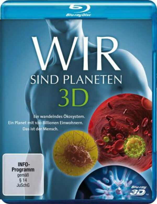 Wir sind Planeten Blu-ray Bild