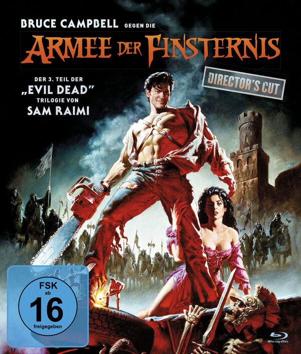 Armee der Finsternis  [DC] Blu-ray Bild